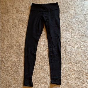 Lulu Lemon full length leggings
